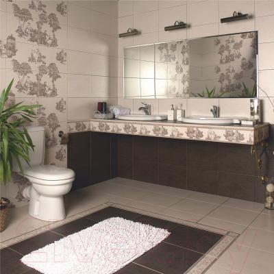 Декоративная плитка для ванной Керамин Пастораль 3 (400x275)