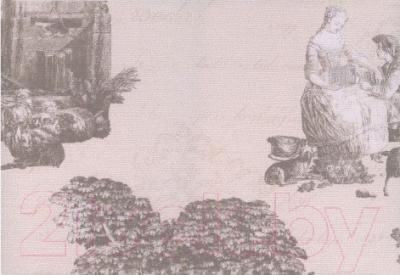 Декоративная плитка Керамин Пастораль 3/1 (400x275)