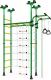 Детский спортивный комплекс Romana 77 ДСКМ-4-8.06.Г1.490.05-59 (зеленый/желтый) -