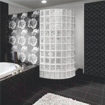 Бордюр для ванной Керамин Монро 5ШБ (400x132)