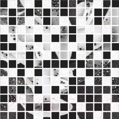 Декоративная плитка для ванной Керамин Монро (300x300)