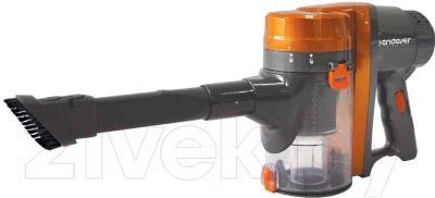 Портативный пылесос Endever Skyclean VC-281 (серо-оранжевый)