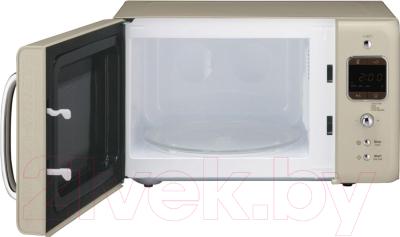 Микроволновая печь Daewoo KOR-6LBRC - с открытой дверцей