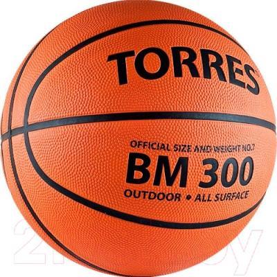 Баскетбольный мяч Torres BM300 / B00017