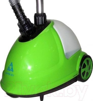 Отпариватель 3A SUPER JET SJ-100B (зеленый)