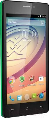 Смартфон Prestigio Wize K3 3519 Duo / PSP3519DUOGREEN (зеленый)