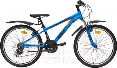 Велосипед Aist Rocky Junior 2.0 (синий)