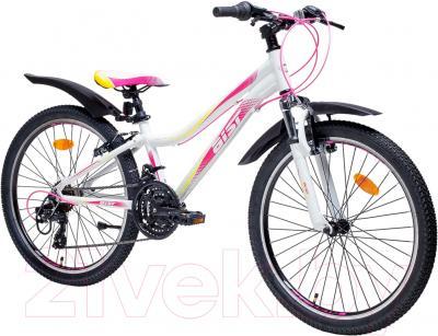 Велосипед Aist Rosy Junior 2.0 (розовый)