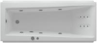 Ванна акриловая Aquatek Либра 170x70 L (с гидромассажем и экраном) -