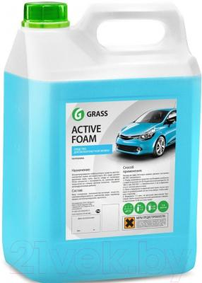 Средство для бесконтактной мойки Grass Active Foam (5.5кг)
