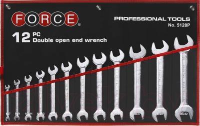 Набор однотипного инструмента Force 5128P