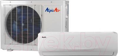 Кондиционер AlpicAir AWI/AWO-25HPDC1B