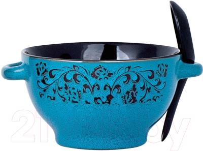 Супница Bekker BK-7304 (синий)