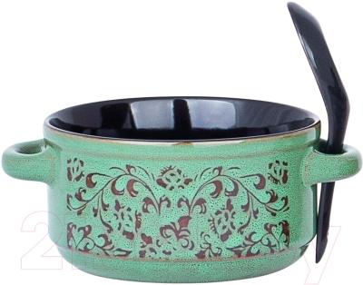 Супница Bekker BK-7305 (зеленый)