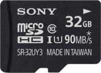 Карта памяти Sony microSDHC (Class 10) 32GB (SR32UY3A) -