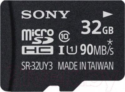 Карта памяти Sony microSDHC (Class 10) 32GB (SR32UY3A)