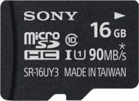 Карта памяти Sony microSDHC (Class 10) 16GB (SR16UY3A) -