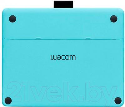 Графический планшет Wacom Intuos Art Small / CTH-490AB-N (синий)