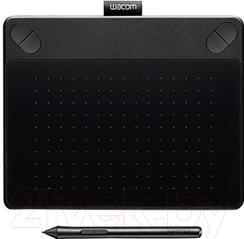 Графический планшет Wacom Intuos Art Medium / CTH-690AK-N (черный)