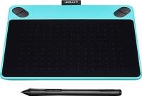 Графический планшет Wacom Intuos Draw / CTL-490DB-N (синий) -