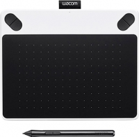 Графический планшет Wacom Intuos Draw / CTL-490DW-N (белый) -