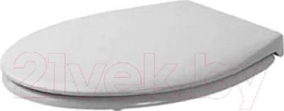 Сиденье для унитаза Duravit Duraplus 0064190096