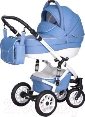 Детская универсальная коляска Riko Essence 2 в 1 (07)
