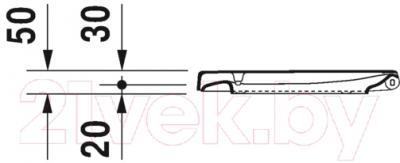 Сиденье для унитаза Duravit Darling New / Starck 2 (0069890000)