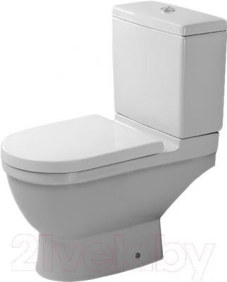 Унитаз напольный Duravit Starck 3 (0126090000)