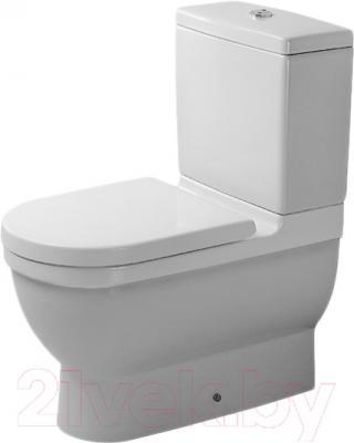 Унитаз напольный Duravit Starck 3 (0128090000)