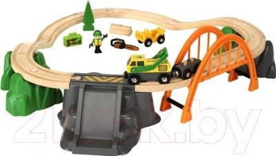 Игровой набор Brio На лесопилке 33789