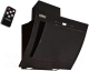 Вытяжка декоративная Backer BACKER AH60E-TG8L200 (Black Glass) -