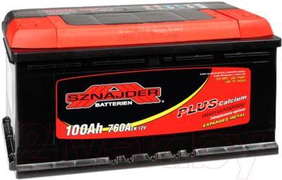 Автомобильный аккумулятор Sznajder Plus 600 38 (100 А/ч)