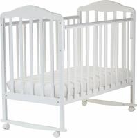 Детская кроватка СКВ Березка 120111 (белый) -