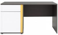Письменный стол Black Red White Graphic S202-BIU1D1SL (серый вольфрам) -
