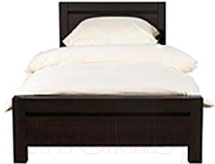 Каркас кровати Black Red White August S83-LOZ/90 (дуб венге)