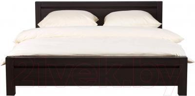 Каркас кровати Black Red White August S83-LOZ/140 (дуб венге)