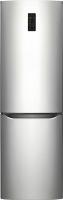 Холодильник с морозильником LG GA-B379SMQL -