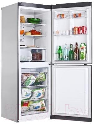 Холодильник с морозильником LG GA-B379SMQL