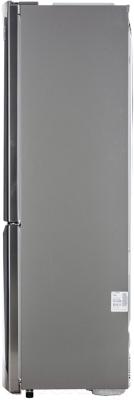 Холодильник с морозильником LG GA-B409SMCL