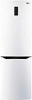 Холодильник с морозильником LG GA-B409SQQL -