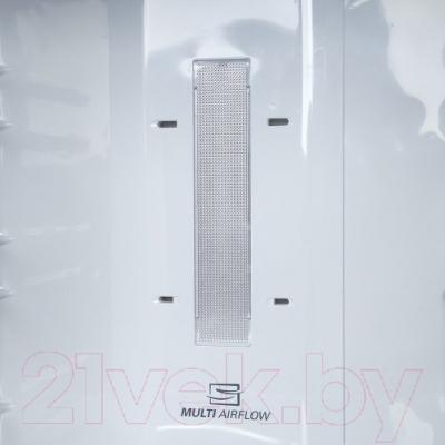 Холодильник с морозильником LG GA-M409SARL
