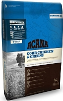 Корм для собак Acana Heritage Cobb Chicken & Greens (2.0кг) -