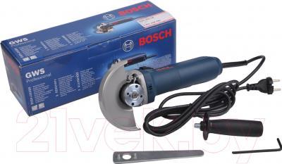 Профессиональная угловая шлифмашина Bosch GWS 850 CE Professional (0.601.378.793)