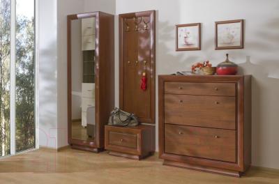 Вешалка для одежды Black Red White Largo Classic WIE 60 (вишня итальянская)
