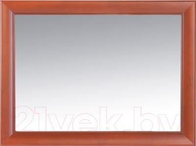 Зеркало интерьерное Black Red White Largo Classic LUS 11/8 (вишня итальянская)