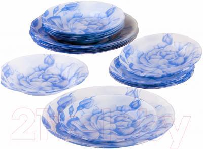Набор столовой посуды Bekker BK-9906 (18пр)