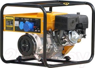 Бензиновый генератор Skiper LT7000EB-1