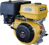 Двигатель бензиновый Skiper 188 FE (электростартер) -