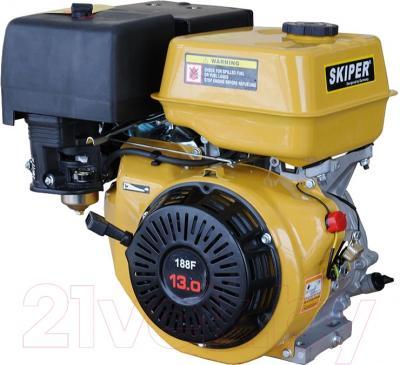 Двигатель бензиновый Skiper 188 FE (электростартер)